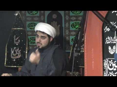 [6] Shaykh Mahdi Rastani majlis Muharram 1438/2016 IEC -San Antonio USA - English