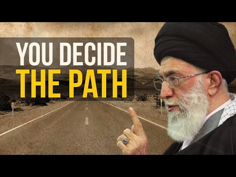 YOU Decide the Path | Watch this & choose for yourself | Farsi sub English