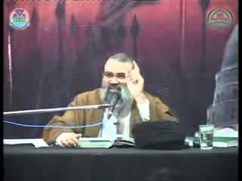 [Clip] Masaib Fatima Zahra (s.a) - Ustad Syed Jawad Naqvi - Urdu