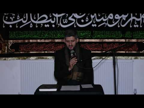 Night 1 of Masaeb for Imam Ali (as) - Haj Mohamed Baqir Alesia - English