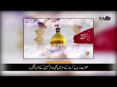 مقامِ حضرت زینب سلام اللہ علیہا | Farsi sub Urdu