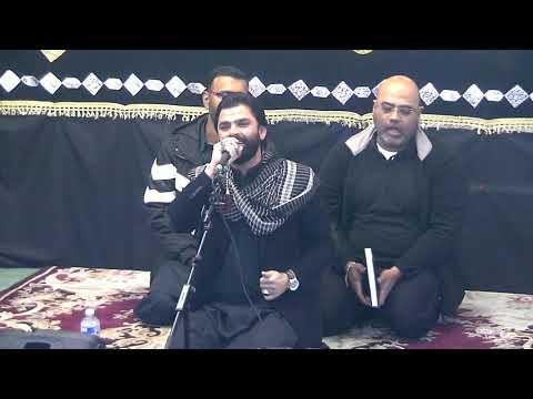 Marthiya - Sayed Shadman Raza - Yawme Samarrah 1440 - 06/10/2018 UK - Urdu