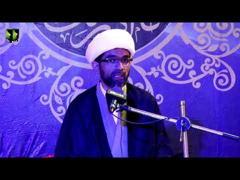 [Aamal-e-Shab-e-Qadar] Topic: قرآن کی نگاہ میں رہبر کی خصوصیات   Moulana Mehdi Abbas - Urdu