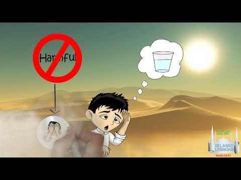 Condition for Wudhu - Ahkam Lesson 8 - C2 - English