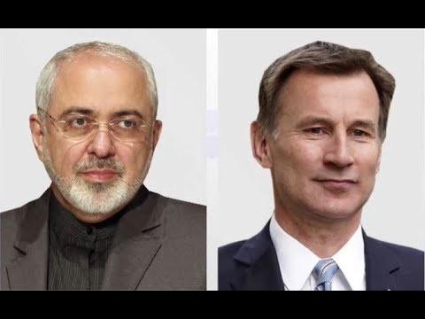 [14 July 2019] UK must help immediate release of Iran tanker: Zarif - English