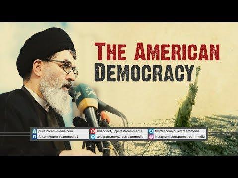 The American Democracy | Sayyid Hashim al-Haidari | Arabic Sub English