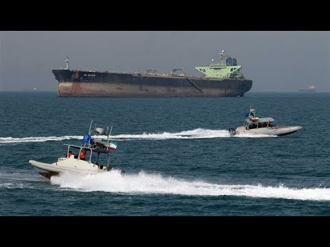 [17 July 2019] Iran comes to assistance of disabled foreign oil tanker - English