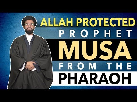 Allah Protected Prophet Musa from the Pharaoh | One Minute Wisdom | English