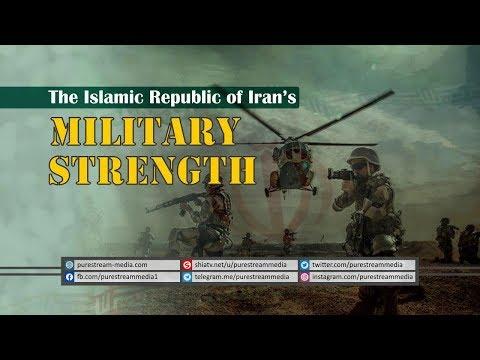 The Islamic Republic of Iran's Military Strength   Farsi Sub English
