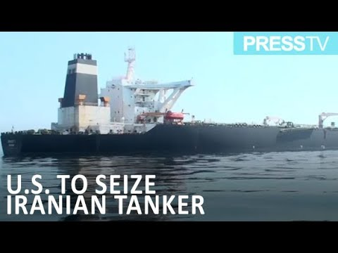 [15 August 2019] US moves to take Iranian oil tanker from UK: Gibraltar - English