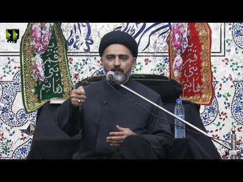 [01] Topic: Qualities of Companion of Imam Hussain (as)   Moulana Nusrat Bukhari   Muharram 1441 - Urdu