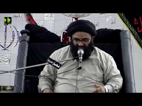 [03] Topic: Maqsad e Karbala Aur Ahad e Hazir | H.I Kazim Abbas Naqvi | Muharram 1441/2019 - Urdu