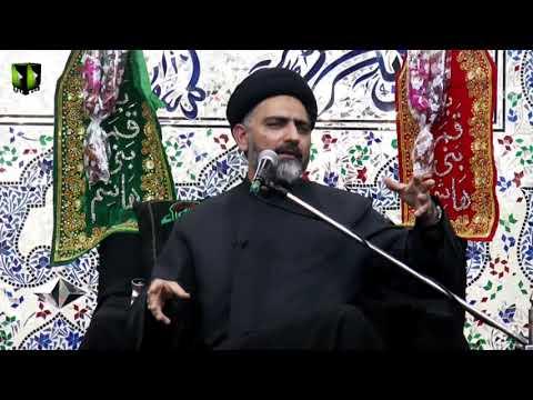 [03] Topic: Qualities of Companion of Imam Hussain (as)   Moulana Nusrat Bukhari   Muharram 1441 - Urdu