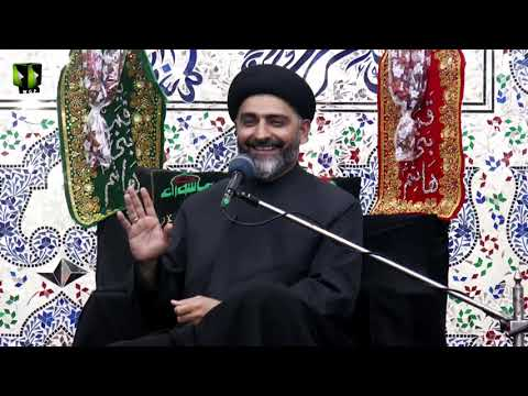 [04] Topic: Qualities of Companion of Imam Hussain (as)   Moulana Nusrat Bukhari   Muharram 1441 - Urdu