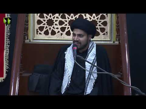 [02] Topic: Nusrat-e-Imam Hussain (as)   Moulana Haider Ali Jafri   Muharram 1441/2019 - Urdu