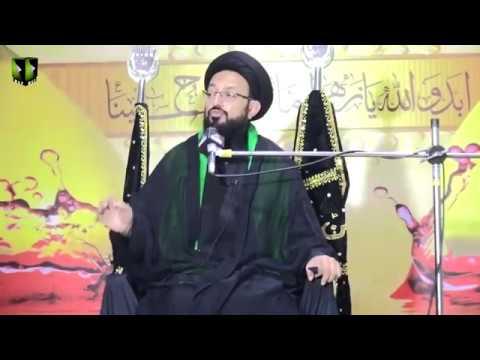 [05] Topic: Wilayat Or Ghalba-e-Deen  | H.I Syed Sadiq Raza Taqvi | Muharram 1441/2019 - Urdu