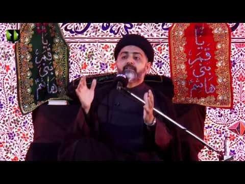 [06] Topic: Qualities of Companion of Imam Hussain (as)   Moulana Nusrat Bukhari   Muharram 1441 - Urdu