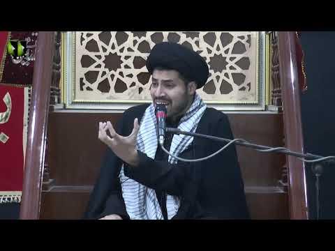 [Majlis - 06] Topic: Nusrat-e-Imam Hussain (as)   Moulana Haider Ali Jafri   Muharram 1441/2019 - Urdu