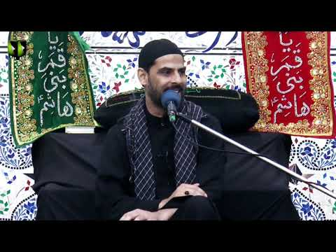 [07] Topic: The Generation of Zahoor | Moulana Mubashir Zaidi | Muharram 1441/2019 - Urdu