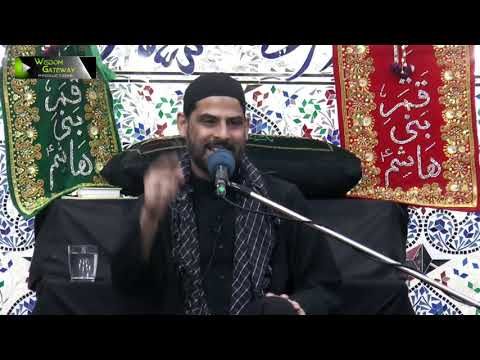 [09] Topic: The Generation of Zahoor | Moulana Mubashir Zaidi | Muharram 1441/2019 - Urdu