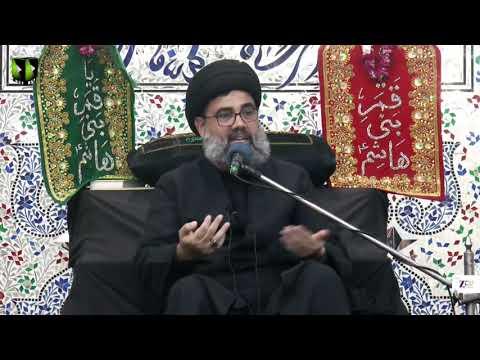 [09] Topic: Ahya-e-Deen Wa Imamat| H.I Ahmed Iqbal Rizvi | Muharram 1441/2019 - Urdu