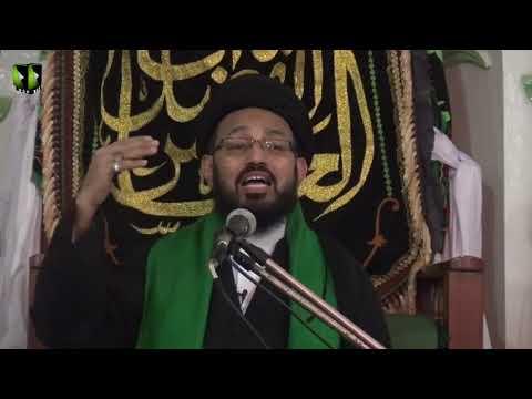 [02] Topic: Awamil e Baqaa e Karbala   H.I Syed Sadiq Raza Taqvi   Muharram 1441/2019 - Urdu