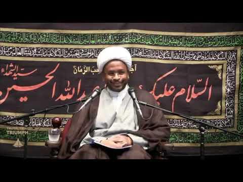[Night 5] Topic:Truth,Trial Triumph Shaykh Usama Abdulghani Muharram 2019 English