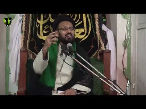 [03] Topic: Awamil e Baqaa e Karbala | H.I Syed Sadiq Raza Taqvi | Muharram 1441/2019 - Urdu