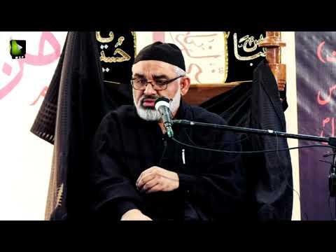[08] Topic: Islami Tarbiyat Kay Marahil Or Bunyadi Usool | H.I Ali Murtaza Zaidi | Safar 1441 - Urdu