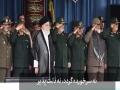 رژه حماسی گروهان نمونه دانشگاه امیرالمؤمنین(ع) اصفهان - Sept2019 -
