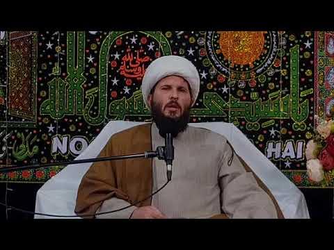 The Birth of Imam Askari AS - Shaykh Hamza Sodagar [English]