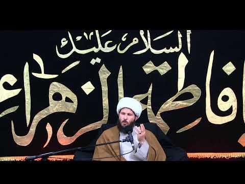 Remembering the days of Allah - Shaykh Hamza Sodagar - English