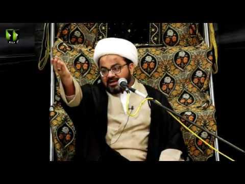 [Majlis] Wafat-e-Janab Ummul Banneen (sa) | H.I Muhammad Raza Dawoodani - Urdu