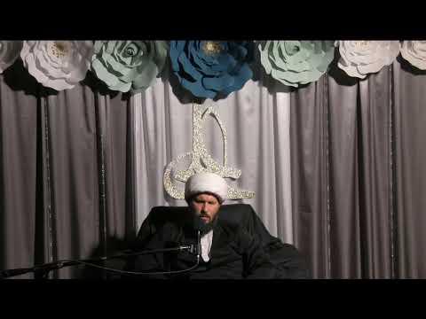 Shaykh Hamza Sodagar speech on the Martyrdom of Imam al Khadim (as) - English