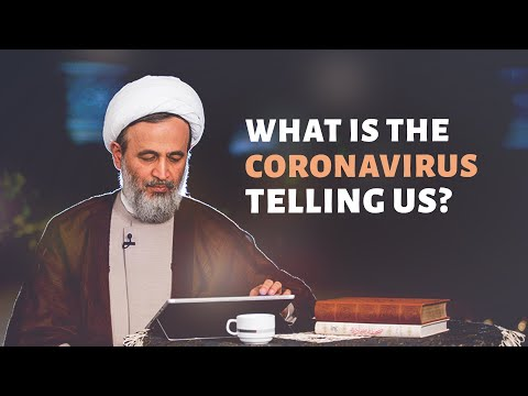 What is the Coronavirus telling us | Ali Reza Panahian Farsi sub English