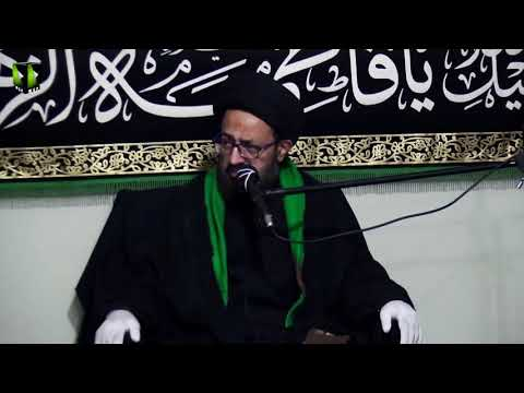 [Majlis] Saqafat -e- Fatimi Aur Nusrat -e- Imam | H.I Sadiq Taqvi | Ayaam-e-Fatimiya (sa) - 1442 | Urdu