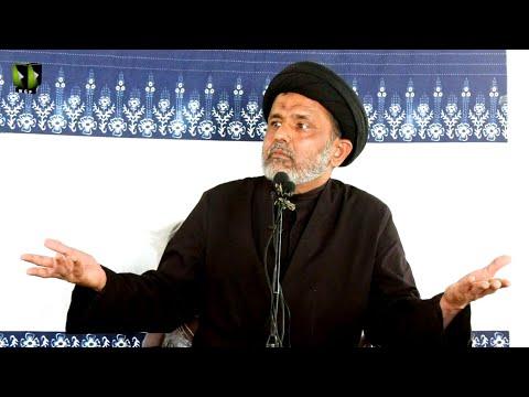 [Majlis] Fatimiya, Tarbiyat -e- Nasal -e- Zahoor | Moulana Yawar Abbas Zaidi | Ayaam-e-Fatimiya 1442 | Urdu