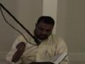 Beautiful Recitation of Dua Mashlool - Arabic