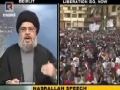 FULL Speech by Sayyed Hasan Nasrallah on Revolution in Egypt - 07 Feb 2011 - [ENGLISH]