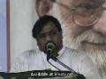 Khomaini is alive Tarana Shuja Rizvi 22nd Death anniversary of Imam Khomaini Program Karachi 04 June 2011 - Urdu