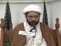 Speech H.I. Muhammad Hussain Raisi - Zindagie Hazrat Zainab S.A - Urdu