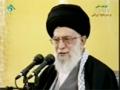 [20 Mar 2012] Seyed Ali Khamenei: Intimidation, Main Goal of Enemy Threats - Farsi