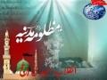 Syeda Fatima Zehra (s.a) Masaib سیدہ فاطمہ زہر سلام اللہ علہیا - Urdu