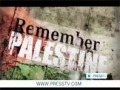 [29 July 2012] West Bank under fire - Remember Palestine - English