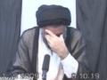 (مظلومیت امام علی (ع Mazloomiyat-e-Imam Ali (a.s) - Masaib with Noha - Urdu