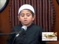 * Majlis * Youngest Zakir e Imam Hussain a.s - Urdu