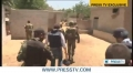 [05 August 13] PRESS TV EXCLUSIVE: Syrian army search operations in Qatana - English