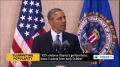 [31 Oct 2013] Poll US President Barack Obama approval rating falls to all-time low - English