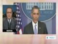 [20 Dec 2013] Obama tells Congress it should avoid imposing new sanctions on Iran - English