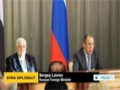 [17 Jan 2014] Syrian, Russian FMs discuss Syria situation, Geneva 2 - English